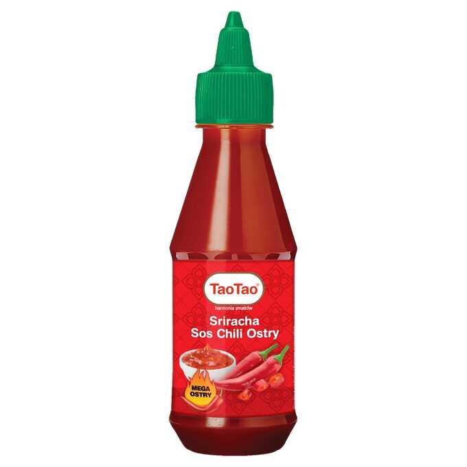 Sriracha - sos chili ostry 228 g również na Allegro ze Smart