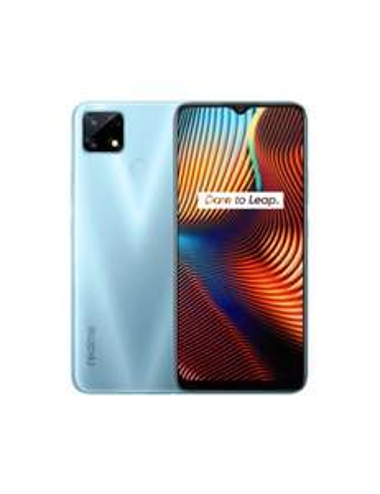 "smartfon Realme 7i 4/64GB 6,5"" ( Helio G85, 6000mAh, 48Mpix, 18W )"