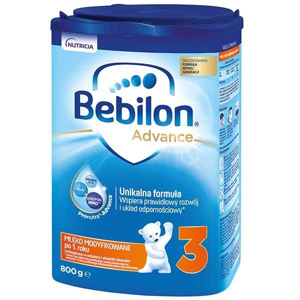Bebilon 3 mleko modyfikowane - okazja