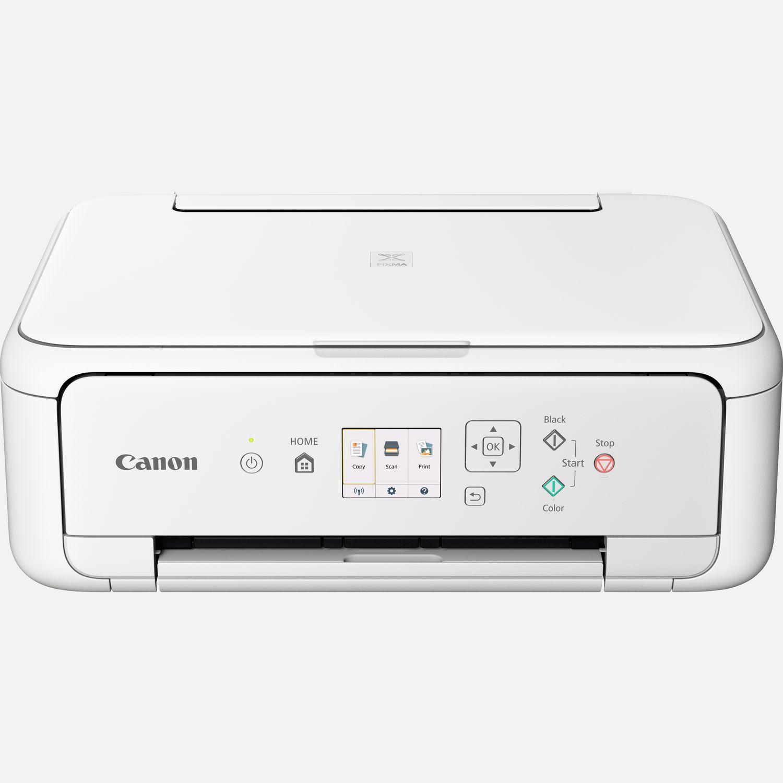 Drukarka Canon PIXMA TS5151 – biała wifi, duplex