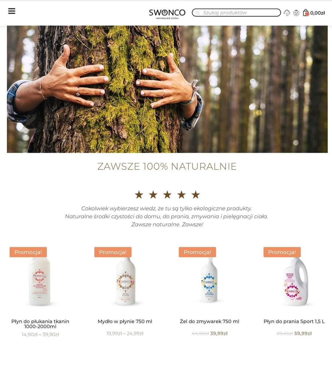 www.swonco.pl Kod rabatowy + przecenione produkty