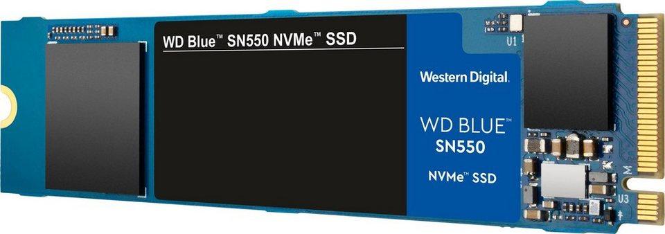 Western Digital WD Blue SN550 NVMe SSD 1TB