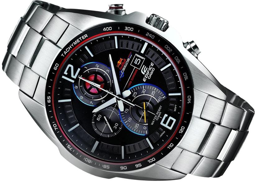 zegarek Casio Edifice F1 RED BULL RACING