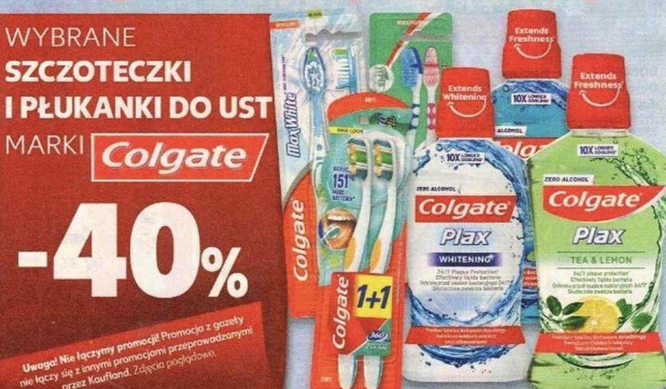 Wybrane szczoteczki i płukanki do ust COLGATE -40
