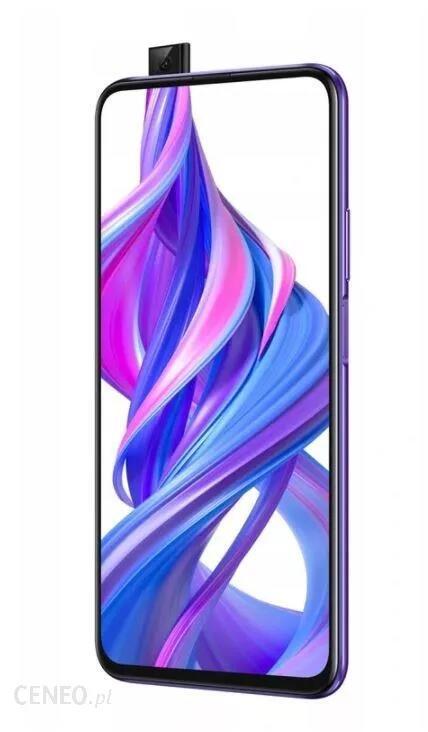 Smartfon Honor 9X Pro 6/256GB Fioletowy