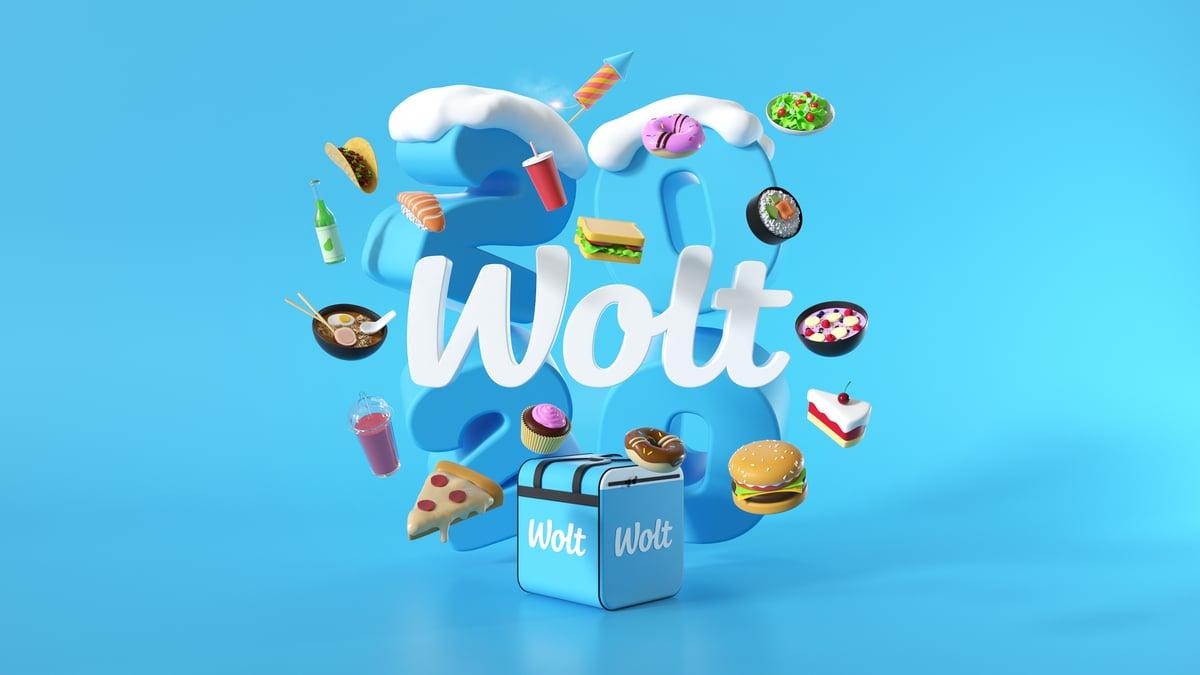 Super Sobota w Wolt: 50zł po dwóch zamówieniach i inne