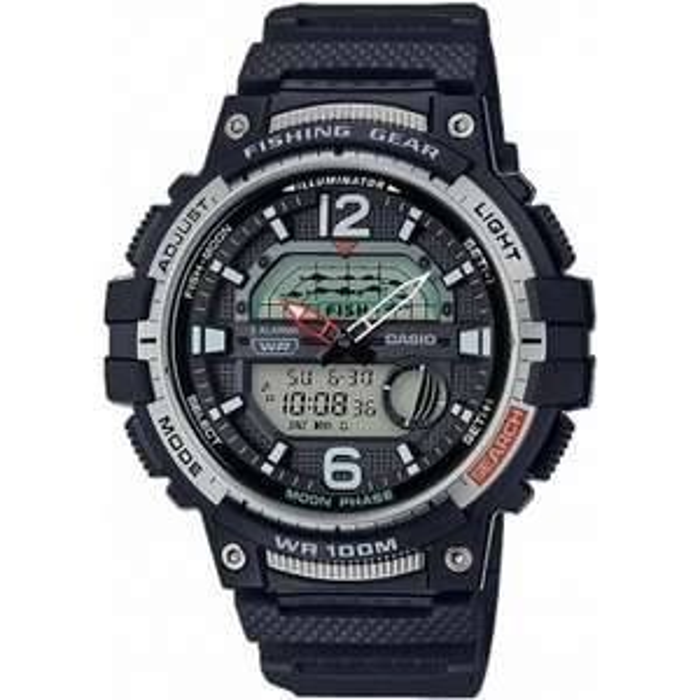 Zegarek Casio WSC-1250H-1AVEF