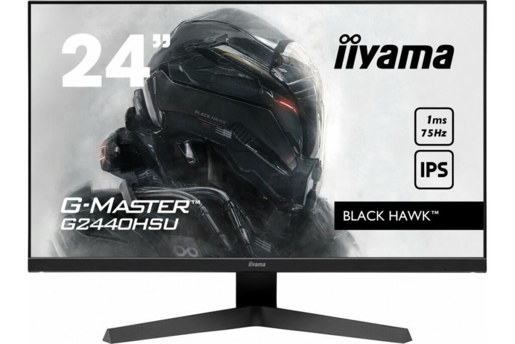 Monitor IIYAMA 75 Hz 1 ms