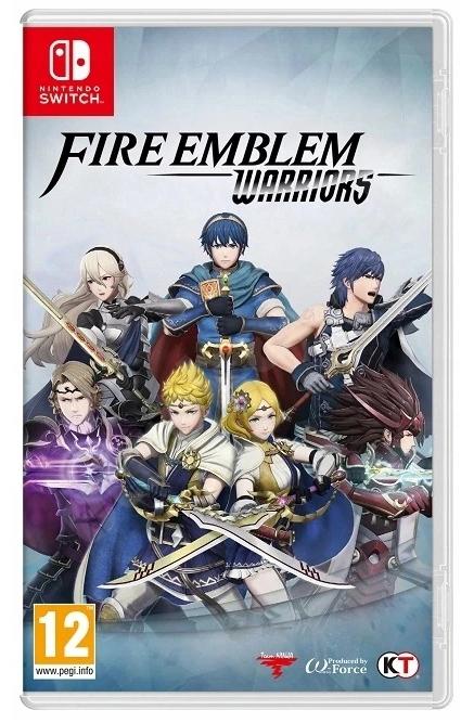 Fire Emblem Warriors Nintendo Switch - wersja pudełkowa