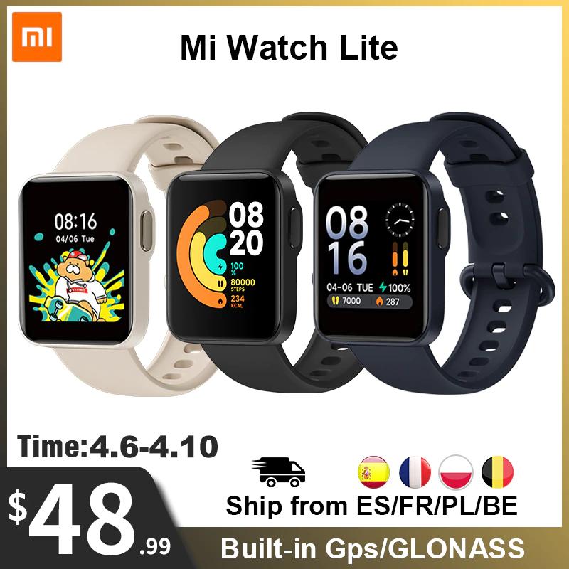 Xiaomi Mi Watch Lite z dostawą z Polski