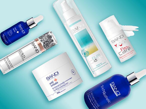 Do -30% na kosmetyki Bandi Professional