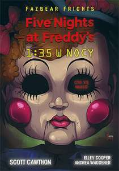 różne książki Five Nights at Freddy's (fnaf)