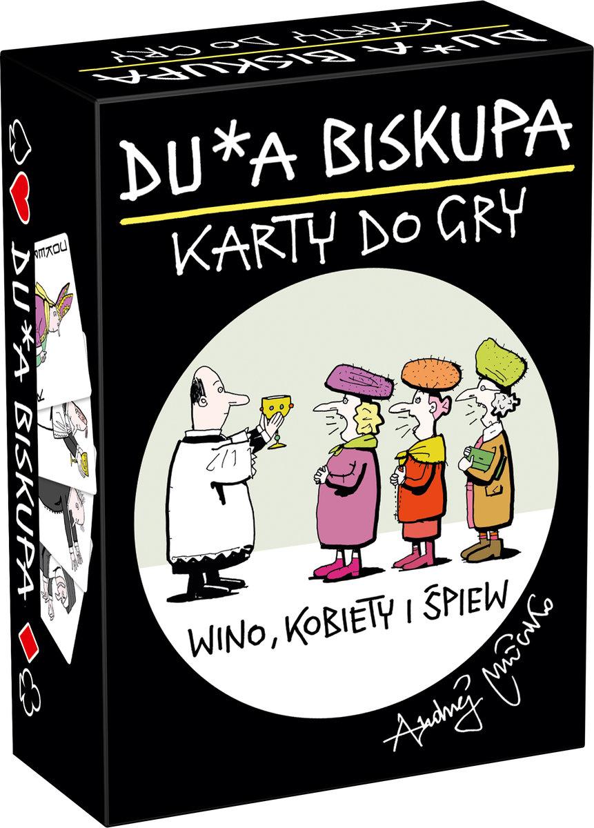 "Gra karciana ""Dupa Biskupa"" Empik Online"