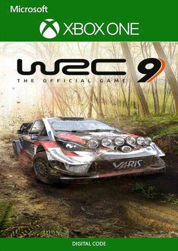 WRC 9: FIA World Rally Championship (Xbox One / Series Argentyna)
