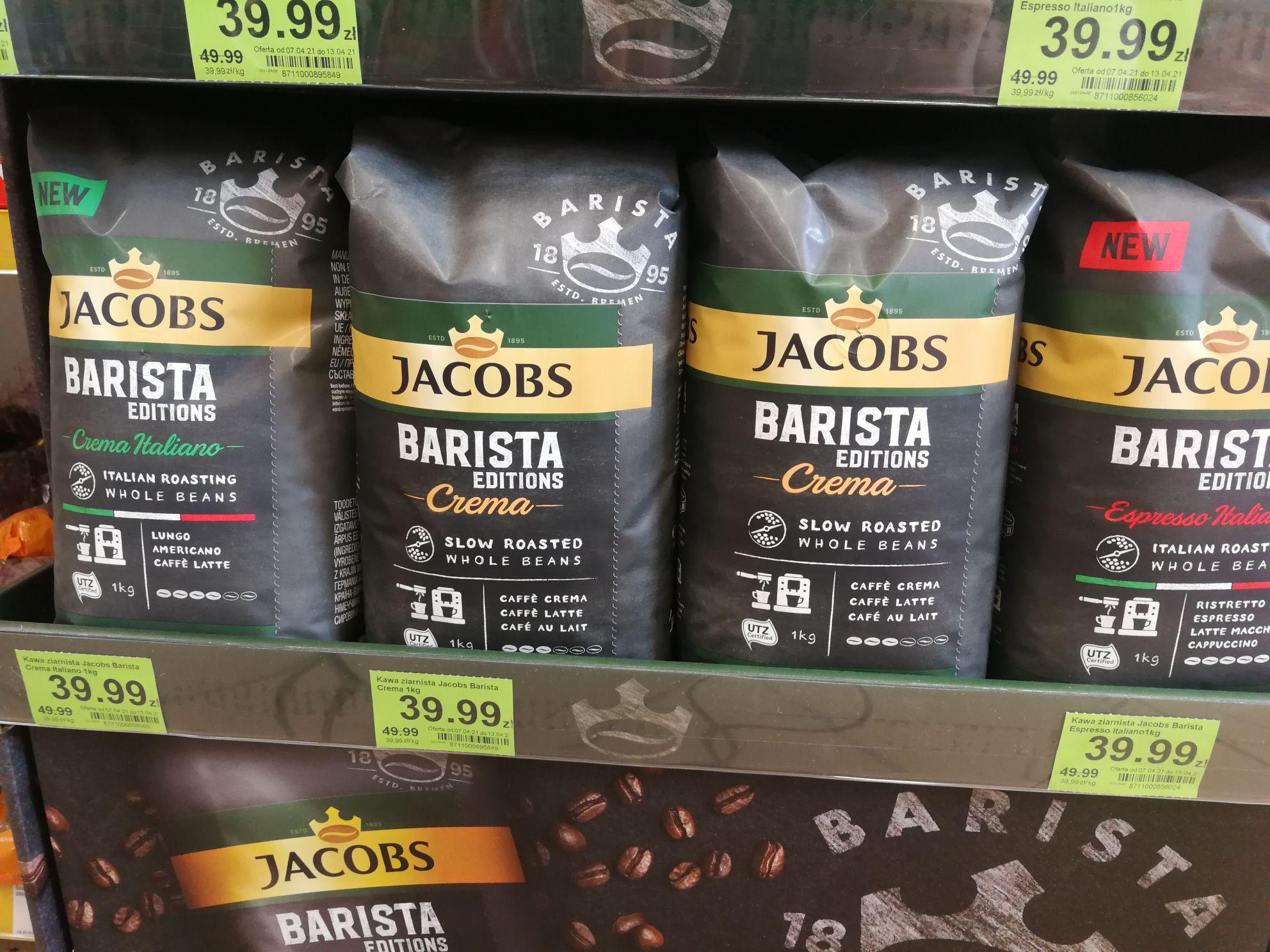 Jacobs Barista 1kg