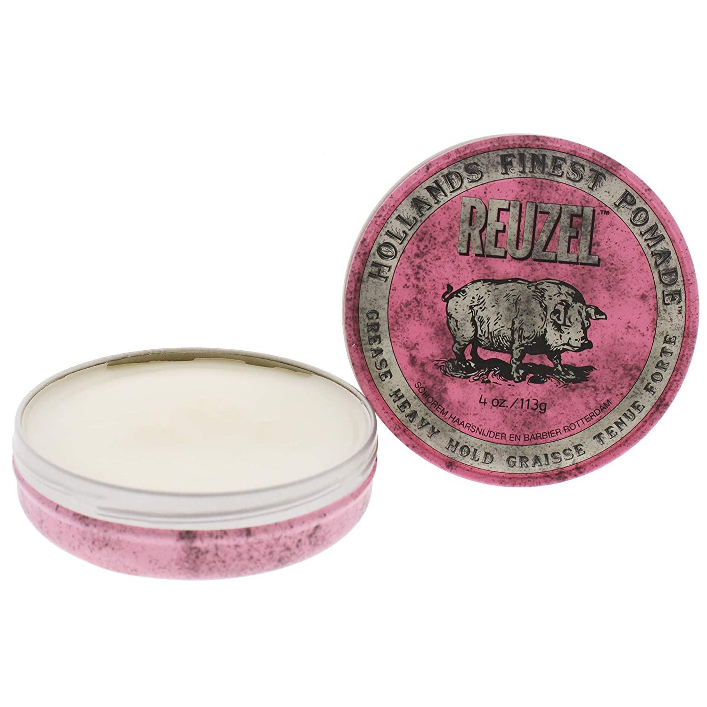 Pomada Reuzel Pink Grease Heavy Hold 113g