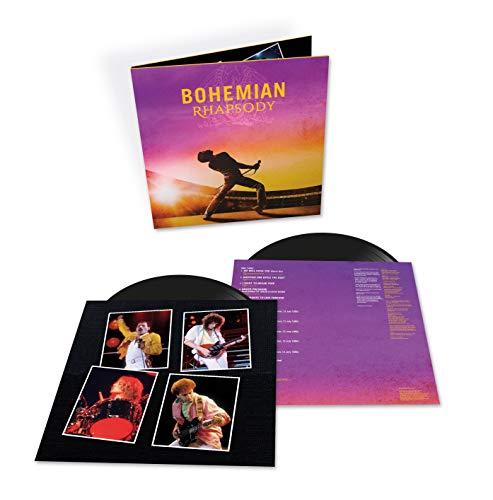 Bohemian Rhapsody OST 2xLP Vinyl @ amazon UK