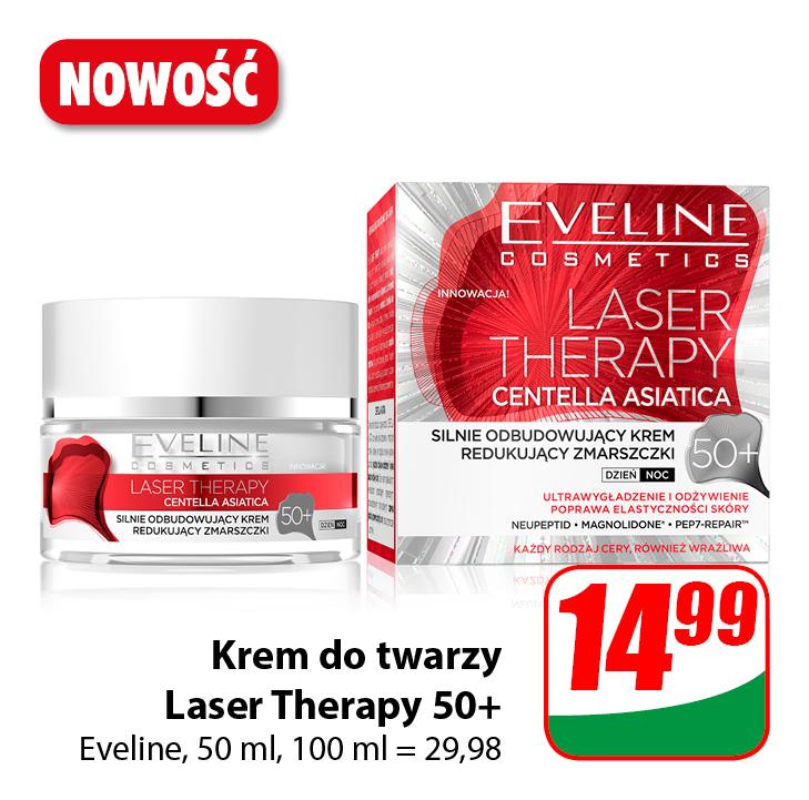 Krem do twarzy Laser Therapy 50 , 60 i 70 + Eveline Cosmetics