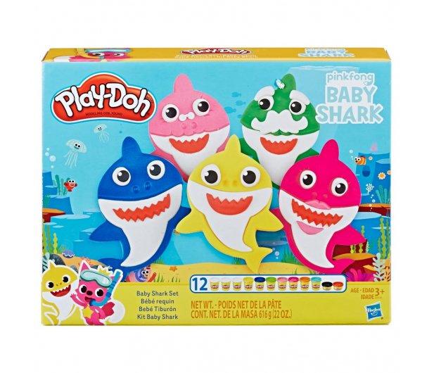 Play-Doh Pinkfong Baby Shark