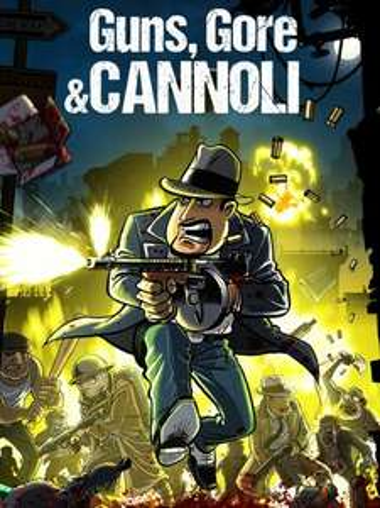 Guns, Gore & Cannoli Steam Key GLOBAL @ Eneba