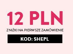 Zniżka -12 zł na pierwsze zamówienie MWZ 115 | SHEIN