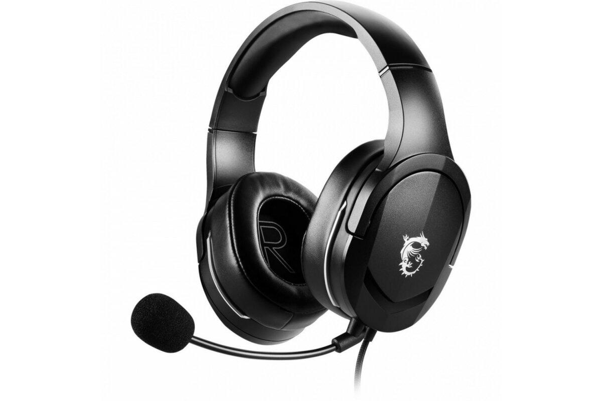 MSI Immerse GH20 Słuchawki przewodowe