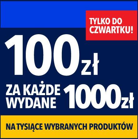100zl za 1000zł