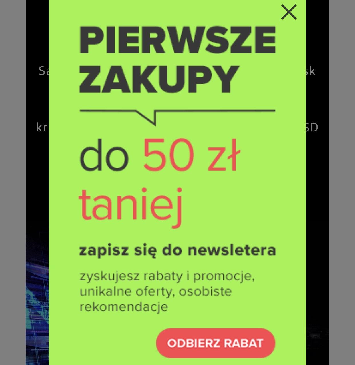 NEONET - pierwsze zakupy taniej 3% max 50 zł (MWZ 999 zł)
