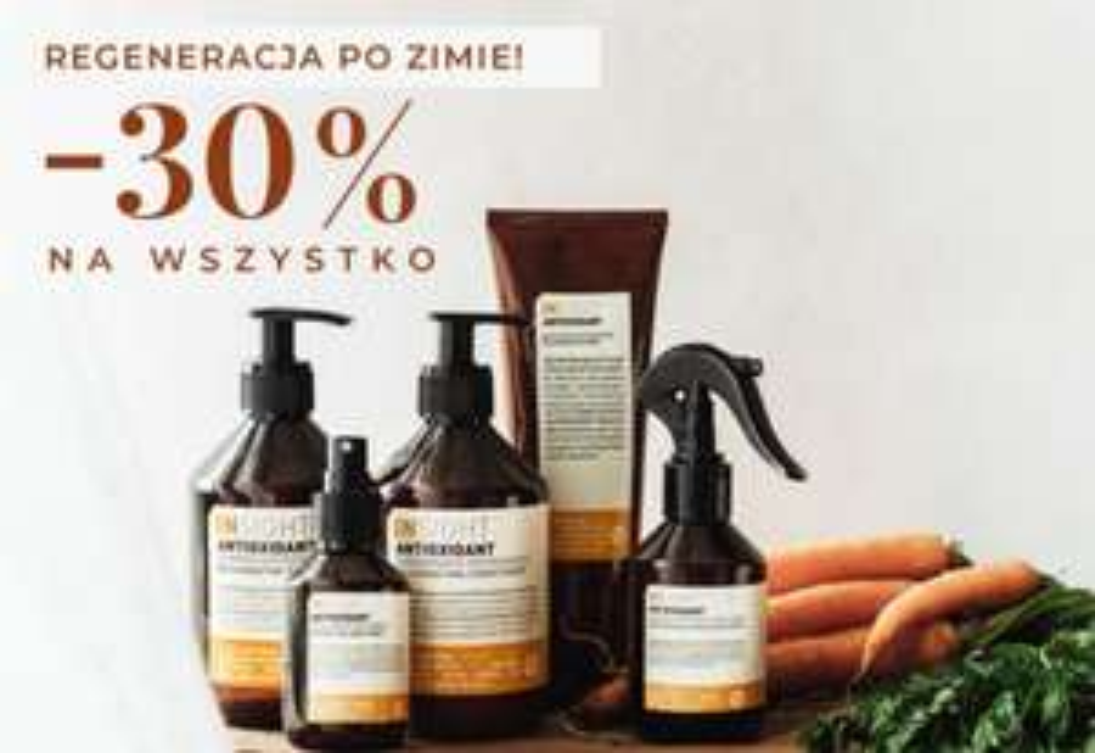 Naturalne kosmetyki Insight -30%