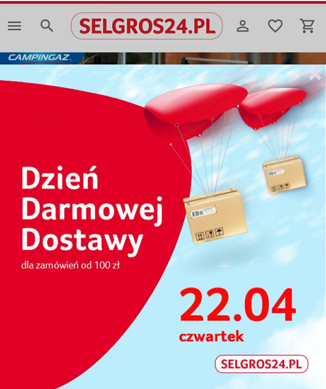 Darmowa dostawa po płatności przelewem (MWZ 100 PLN)