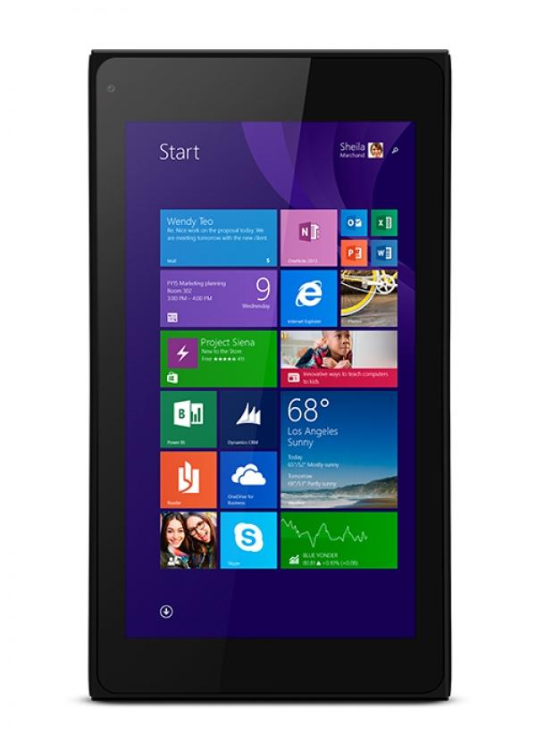 "Tablet 7"" Wi7 z Windows 8.1 i Office 365 na rok za 279zł @ ALLVIEW"