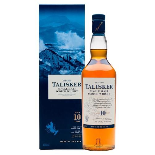 Talisker 10YO 0,7 single malt