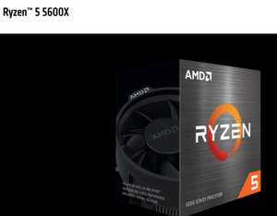 AMD ryzen 5 5600x (wersja BOX)
