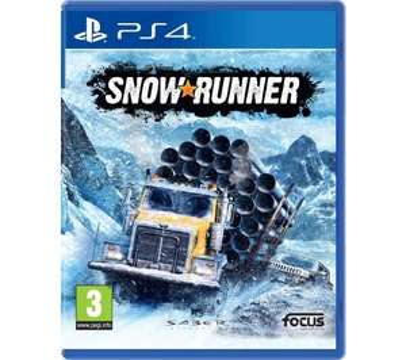 SnowRunner PS4 / PS5
