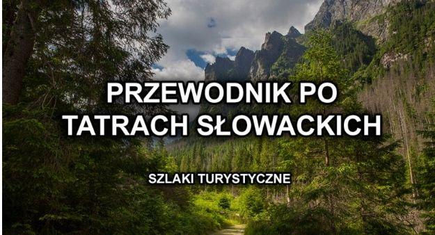 Przewodnik po Tatrach Słowackich e-book pdf za darmo