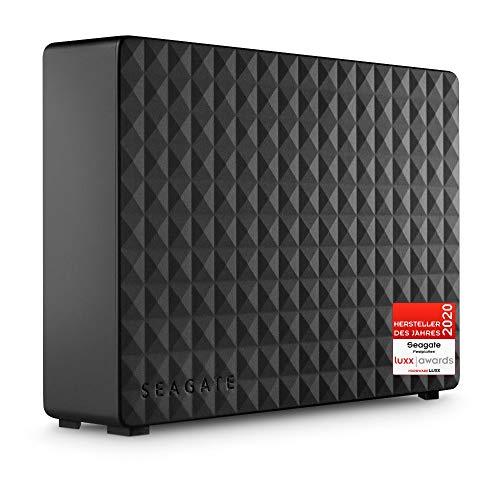 """Dysk HDD Seagate Expansion Desktop 4 TB, zewnętrzny, USB 3.0, 3,5"""" (77,51 €) możliwe taniej"""