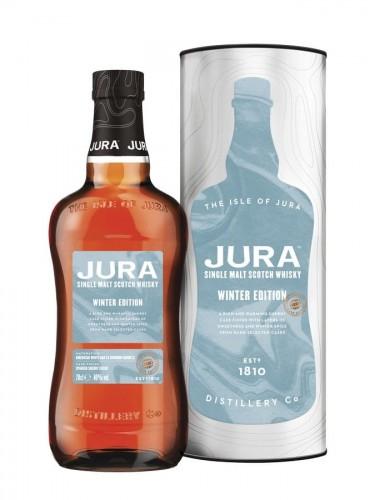 Jura winter edition 0,7l whisky single malt
