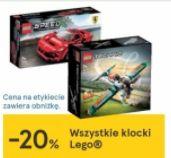LEGO -20% w Tesco
