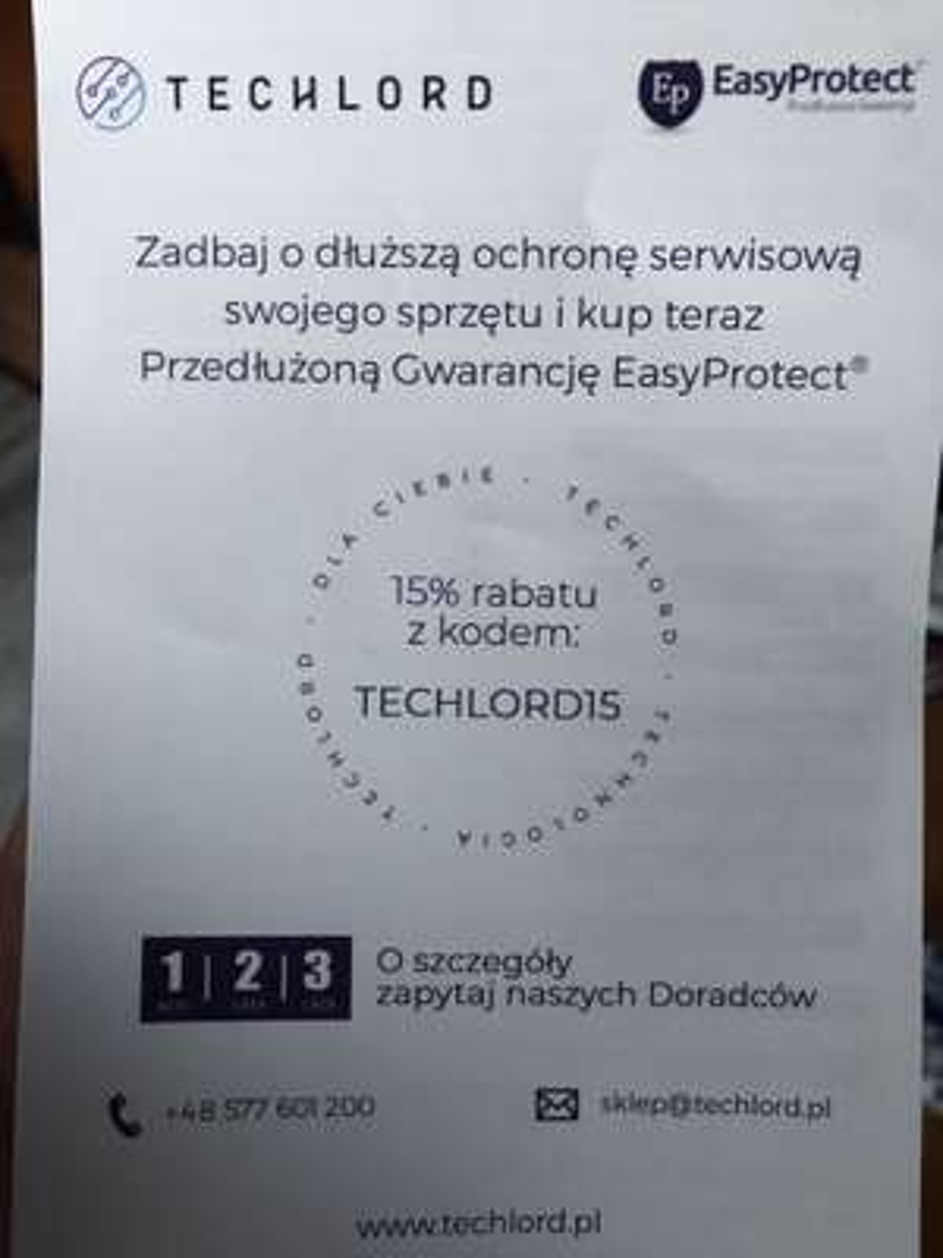 Techlord 15%