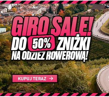 Pearl iZumi aż do -50% zniżki z okazji Giro d'Italia