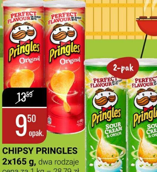 Bi1: Chipsy Pringles 2x165 g