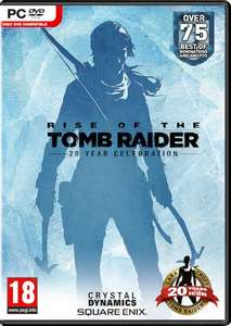 Rise of the Tomb Raider: 20 Year Celebration €4.99 @fanatical