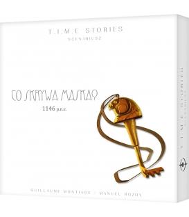 T.I.M.E. Stories gra planszowa - dodatki