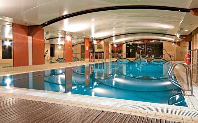 Hotel SPA z wyżywieniem HB w Łebie: od 199 PLN/os za 2 noce @ Triverna