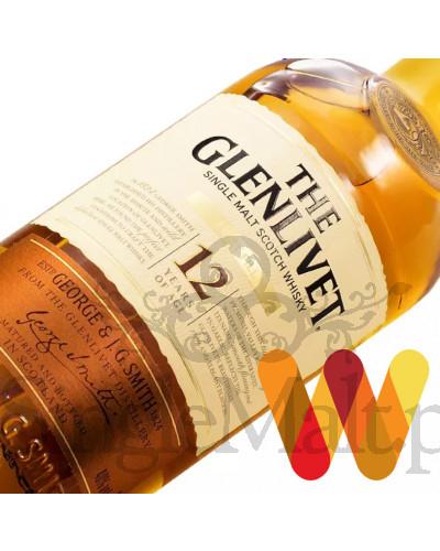 Whisky Glenlivet 12yo First Fill 40%/0,7 na Singlemalt.pl