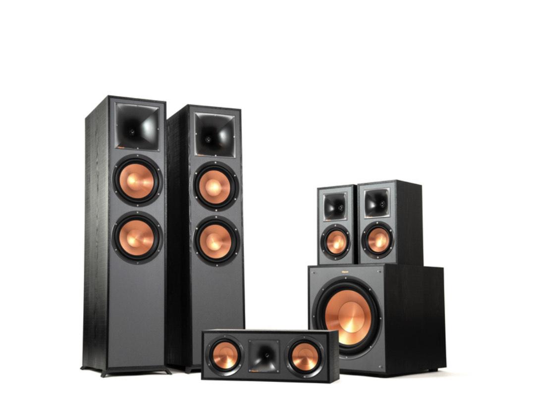 Kolumny głośnikowe, wzmacniacze -16% (wielu producentów)