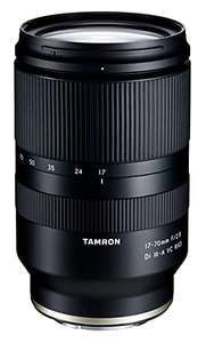 Obiektyw Tamron 17-70 mm F/2.8 Di III-A VC RXD Sony E