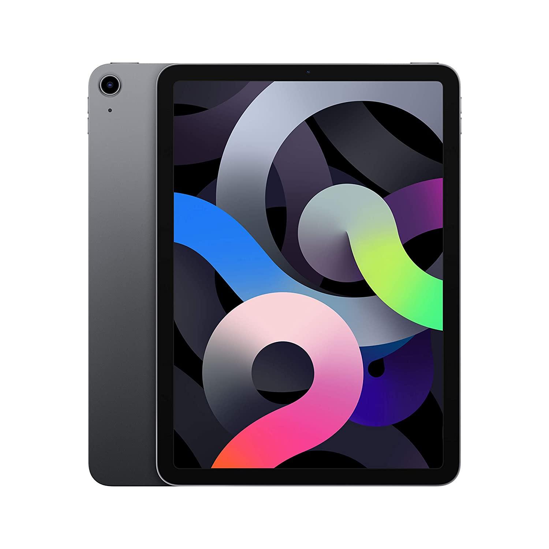 Apple iPad Air (10,9 cala, 4. generacji, Wi-Fi, 64 GB) - gwiezdna szarość (2020)