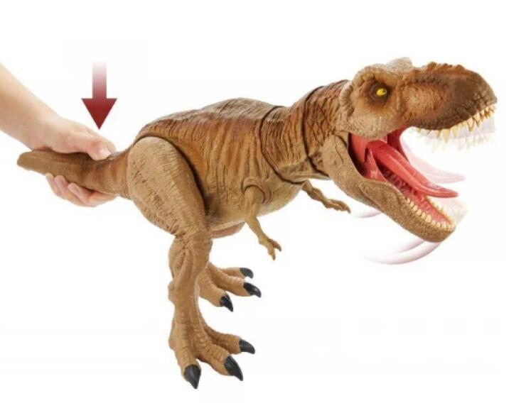 Figurki dinozaurów z darmową dostawą i rabatem 10% (T-Rex Mega Ryk)