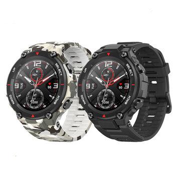 Smartwatch Amazfit T-REX 74,66$ z dostawą, 2 kolory 285zł, wysyłka z Chin